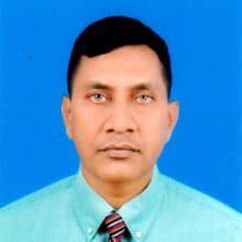 Prof. Dr. (Lt Col) Md Maqsudur Rasul