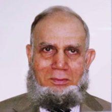 Prof. Dr. Syed Mukarram Ali