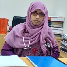 Dr. Sumiya Bent Kalam