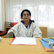 Dr. Farhana Rahman