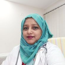 Dr. Shayda Ali