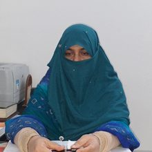 Dr. Syeda Adib Sultana