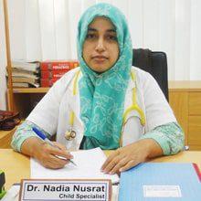 Dr. Nadia Nusrat
