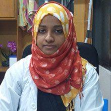 Dr. Negar Mahjabin