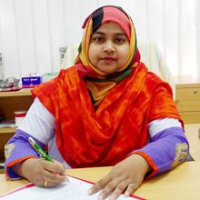 Dr. Shamsunnahar Rikta