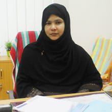 Dr. Sufia Begum (Shampy)