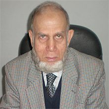 Prof. Dr. Syed Mukarram Ali