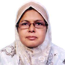 Prof. Dr. Sahana Parvin